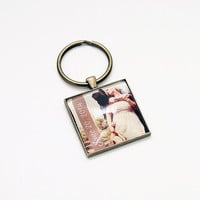 personalized gifts for women her, Custom Photo Keychain,Engagement Gift Idea for fiance,Wedding Favor,Bridal Shower Bridesmaid Gift Ideas