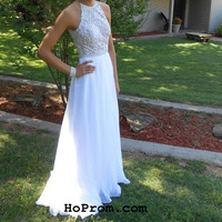 White Prom Dresses Long Prom Dress White Evening Dresses