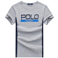 Boys & Men Polo Ralph Lauren Fashion Casual Shirt Top Tee