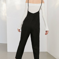 Silence + Noise Cary Overall Suspender Pant | Urban Outfitters