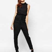 Daisy Street | Daisy Street Roll Neck Jumpsuit at ASOS
