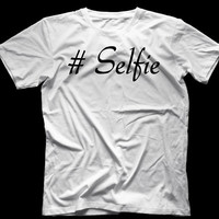 Selfie !! T-Shirt -Selfie Graphic - T #Selfieclub #Selfieparty #Celebrity #Song