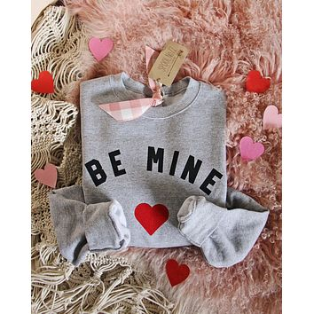 Be Mine Cozy Sweatshirt