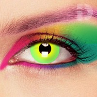 iD Lenses Hulk Coloured Contacts