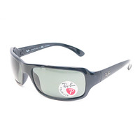Ray-Ban RB 4075 HighStreet 601/58 Black Sunglasses - RayBan