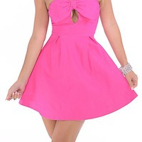 Be Me (Pink)-Great Glam is the web's best online shop for trendy club styles, fashionable party dresses and dress wear, super hot clubbing clothing, stylish going out shirts, partying clothes, super cute and sexy club fashions, halter and tube tops, belly