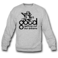 good music sweatshirt