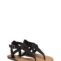 Xtra Xtra Strappy Perforated Sandals