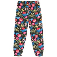 Basic Polar Fleece Pant in Floral