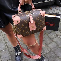 Louis Vuitton LV Monogram Top Handle bag Shoulder bag