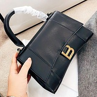 BALENCIAGA Popular Women Shopping Handbag Tote Leather Crossbody Satchel Shoulder Bag