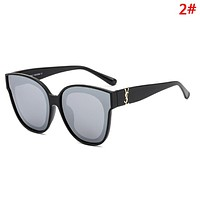 YSL Fashion New Polarized Glasses Eyeglasses Sunscreen Women 2#