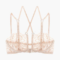 Penny Underwire Bra Rose Quartz - Lonely Label