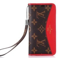 Perfect Louis Vuitton LV  Phone Cover Case For iphone 6 6s 6plus 6s-plus 7 7plus 8 8plus iPhone X XS XS max XR
