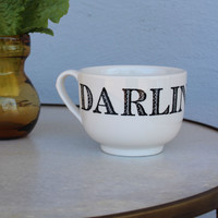 Darling Endearment Grand Mug