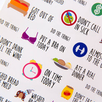 Little Adulting Successes - Planner Stickers for Erin Condren Life Planners