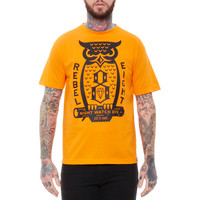 Night Watch Orange Tee