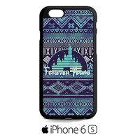 Forever Young Disney Aztec Pattern iPhone 6S  Case