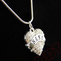 Gift New Arrival Shiny Jewelry Stylish Luxury Chain Birthday Gifts Necklace [6586388807]