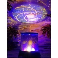 Planet Projector LED Lamp