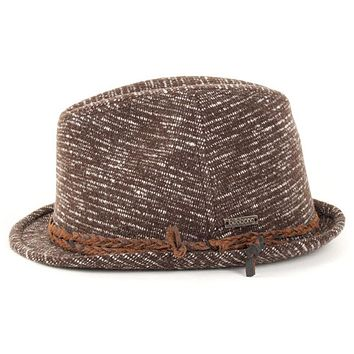 Billabong - Bailey Dark Brown Women's Fedora