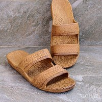golden brown classic jandals® -  pali hawaii Jesus sandals