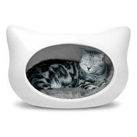 Cat Head Cat Bed — Cat -- Better Living Through Design