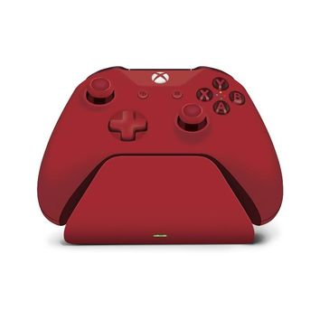 Xbox One Pro Gear Charging Stand for Xbox One Controller Oxide Red, Refurbished