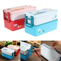Lunch Box 2 layer