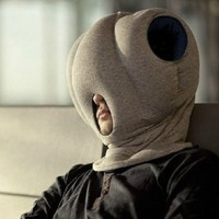 2012 Novelty Product 3 Colors Magic Ostrich Pillow Neck Protection Pullover Nap Cotton-padded Soft ,Office the Nap Pillow Car Pillow Everywhere Nod Off to Sleep: Home & Kitchen