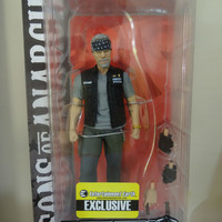 Sons of Anarchy Clay Morrow Exclusive Entertainment Earth Action Figure Australia