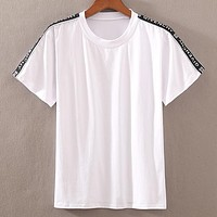 Givenchy Fashion Casual Short Sleeve Top Tee