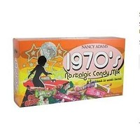 70's Decade Retro Candy Gift Box