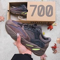 Adidas Yeezy 700 Runner Boost Fashion Casual Running Sport Shoes-7