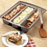 Lasagna Trio Pan @ Fresh Finds