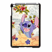Disney Stitch Floral iPad Mini 2 Case