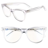 Wildfox 'Catfarer Spectacle' 53mm Optical Glasses | Nordstrom