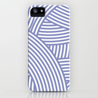 New Weave in Lilac Purple iPhone & iPod Case by House of Jennifer