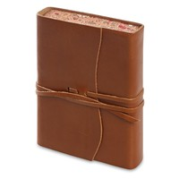 Roma Lussa Softbound Leather Journal | in four colors