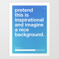 Blueprint For Success Art Print by Chase Kunz