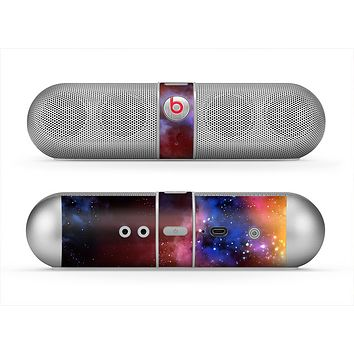 The Super Nova Neon Explosion Skin for the Beats by Dre Pill Bluetooth Speaker