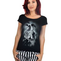 Lola T-Shirt - Twisted Sisters