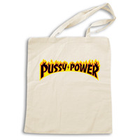 Pussy Power -- Tote Bag