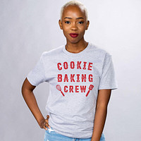 Cookie Baking Crew Shirt