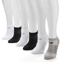 New Balance 6-pk. No-Show Socks - Women