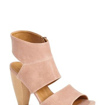 "Women's Coclico 'Fire' Leather Platform Sandal, 4"" heel"
