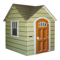 Green Cottage Playhouse   zulily