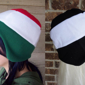 Hungary or Prussia Flag Hat