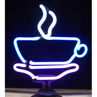 Neonetics Business Signs Coffee Cup Neon Sign
