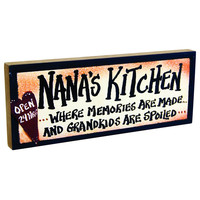 NANAS KITCHEN BLOCK